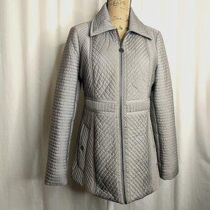Anne Klein Zippered Coat (M)